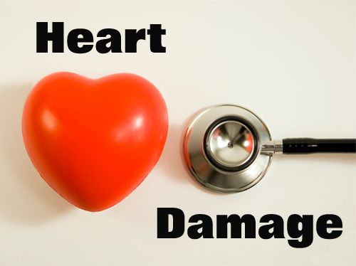 heart damage