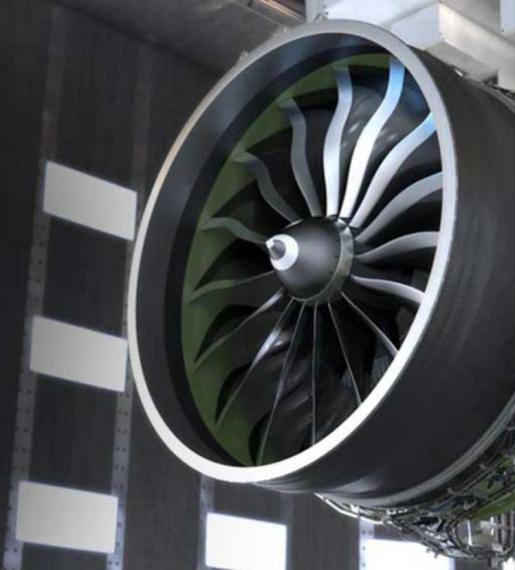 Engine B777X