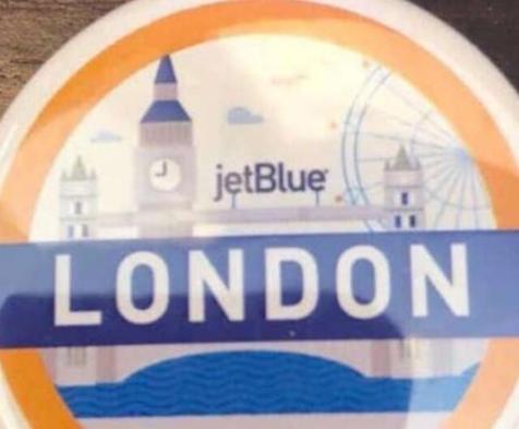 Jet Blue London