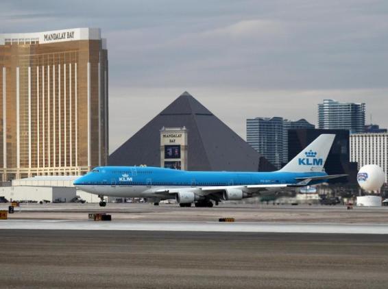 KLM Vegas