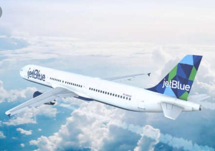 Jet Blue Transatlantic