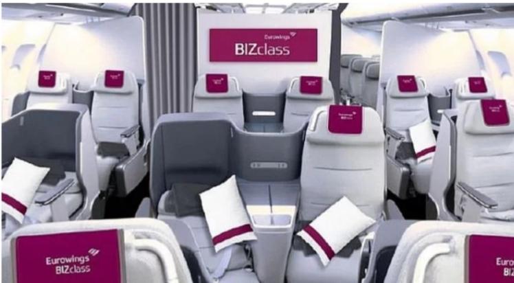 Eurowing Biz Class